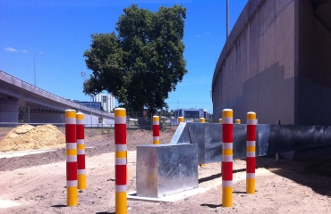 Bollard Security Barriers