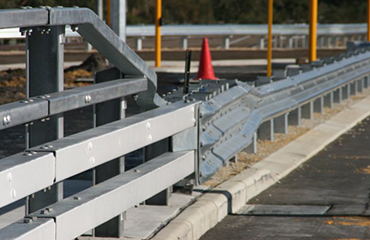 Fabricated Bridge Barriers